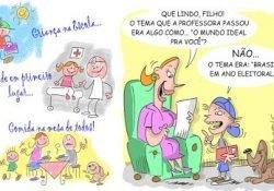 Brasil em época de eleição