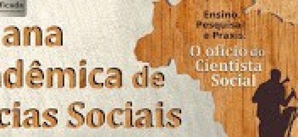 Evento na área de Ciências Sociais