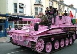 Homossexuais assumidos no exército amaricano