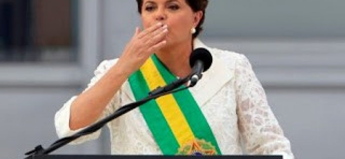O Discurso de Dilma