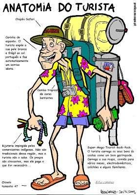 estereótipo turista