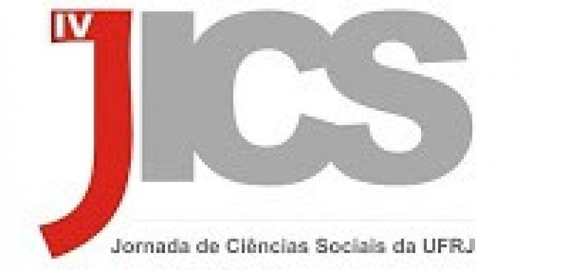 IV Jornada de Ciências Sociais – IFCS / UFRJ