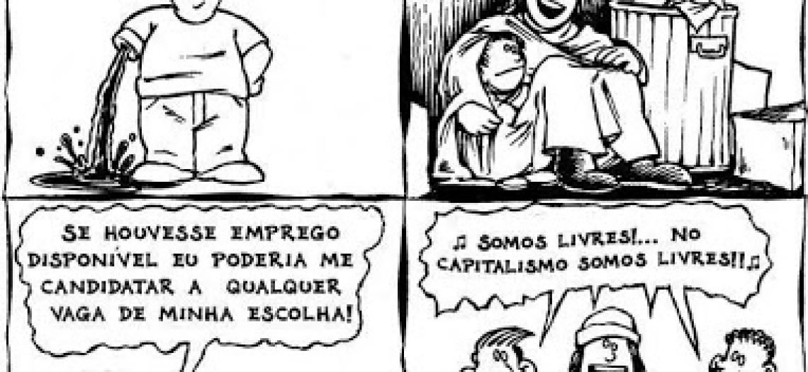 Charges sobre Capitalismo