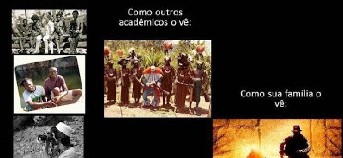 O Antropólogo