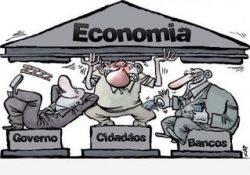 A lógica da sustentação da economia capitalista: para início de conversa