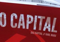 O Capital de Marx em quadrinhos