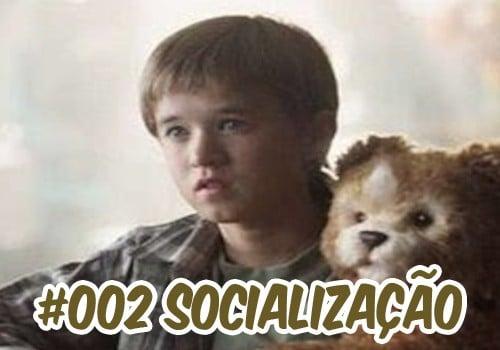 Podcast Sociologia - o que é socialização
