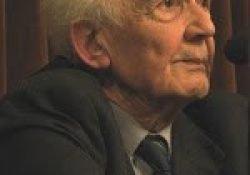 Zigmunt Bauman