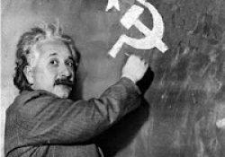 Por que Socialismo? Texto escrito por Einstein.