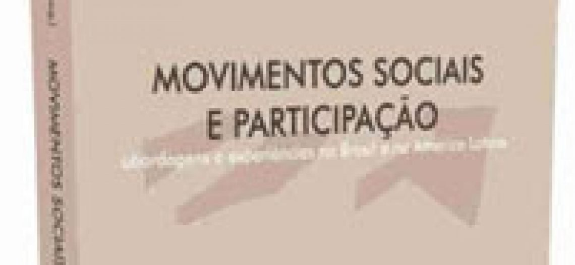"""Livro em PDF Free: """"Movimentos Sociais e Participação – abordagens e experiências do Brasil e América Latina"""""""