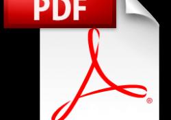 O Blog agora dispõe de ferramenta de geração de PDF