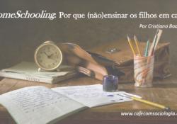 HomeSchooling: Por que (não)ensinar os filhos em casa?
