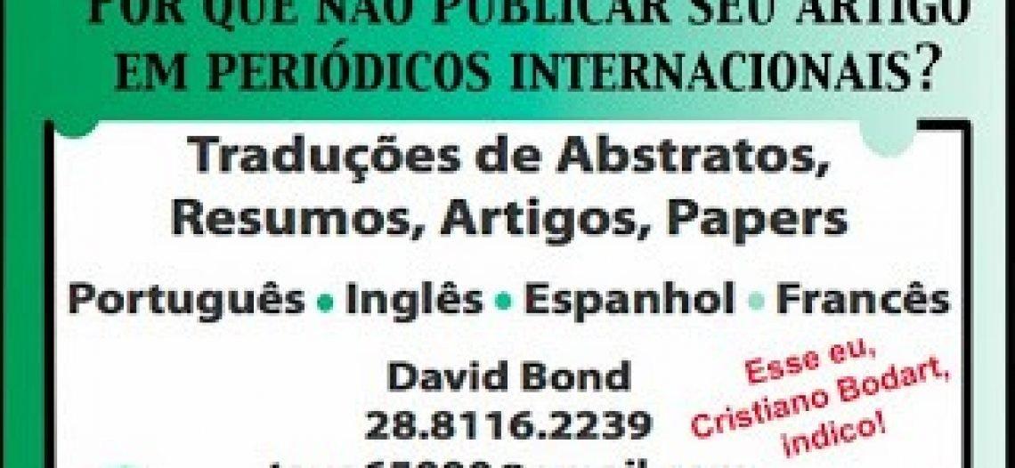 Trabalho de Traduções de textos: bom preço e com qualidade!
