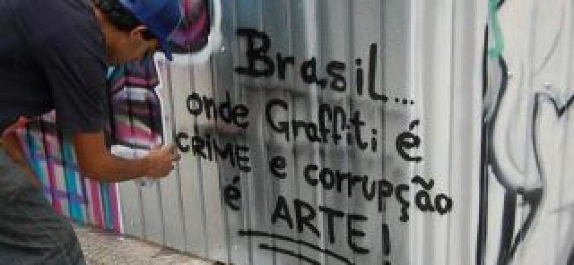 """A """"corrupção erudita"""" e a """"corrupção popular"""" no Brasil"""