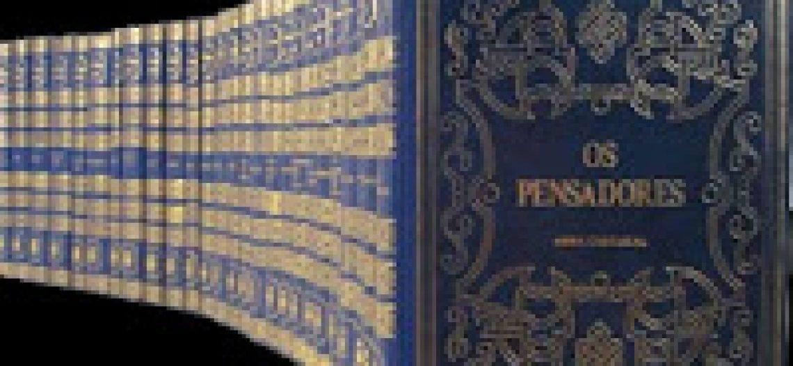 """Baixe livros de 20 autores: Coleção """"Os Pensadores"""""""