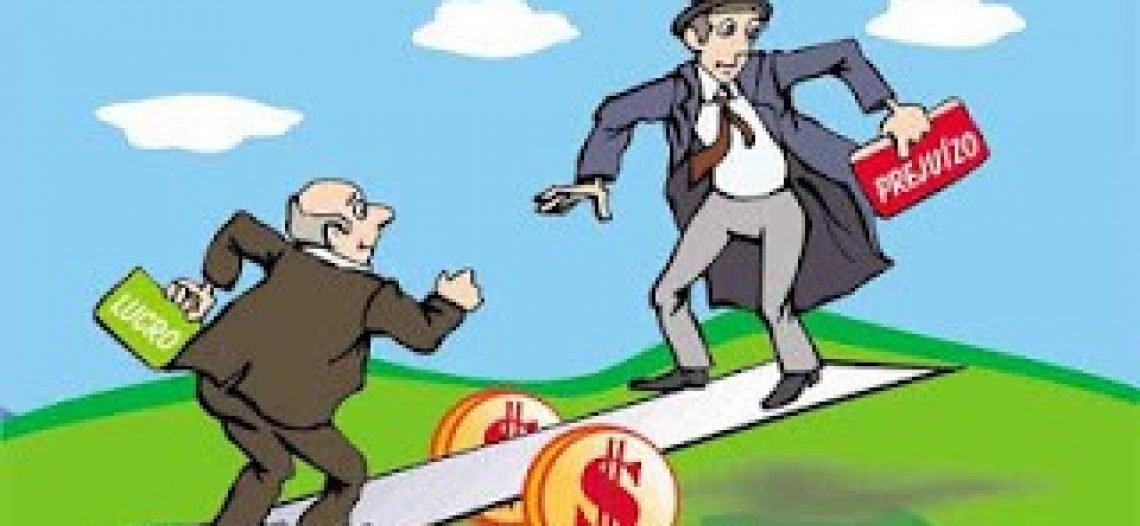 Lógica da grande mídia: lucros individuais, prejuízos coletivos