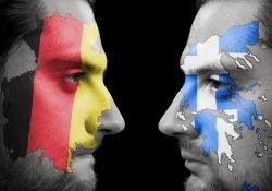 Jogo filosófico: Alemanha versus Grécia