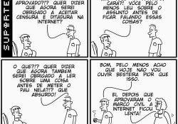 O Marco Civil da internet: muito adjetivo e pouca leitura