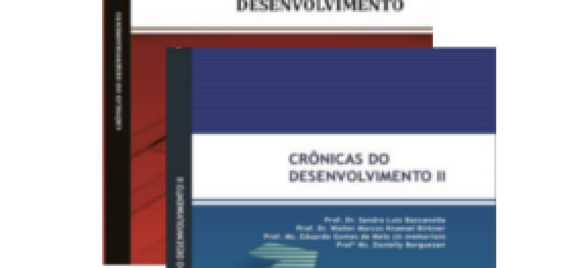Download ebook Crônicas do Desenvolvimento Volumes 1 e 2