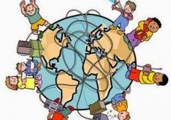 Globalização: para além da mera ideia de um mundo interligado, de trocas e intercâmbios culturais.