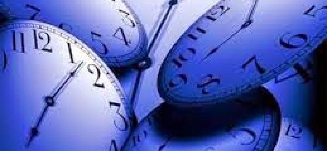 Poema: Sobre o Tempo