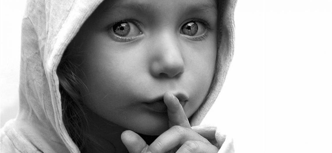 O silêncio como elemento civilizador
