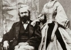 Carta de amor de Marx para sua mulher Jenny