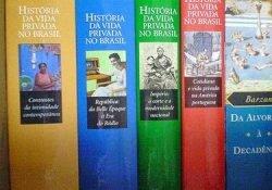 Livros para download: Coleção História da Vida Privada no Brasil