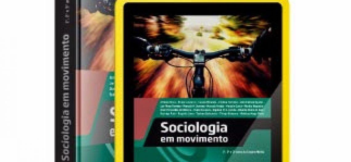 """Slides de conteúdos do livro """"Sociologia em movimento"""""""