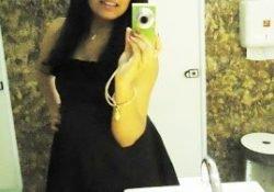Por que os jovens costumam tirar fotos em espelhos ou em banheiros ou, ainda, nos dois e postar no Facebook?