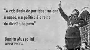 frase fascismo