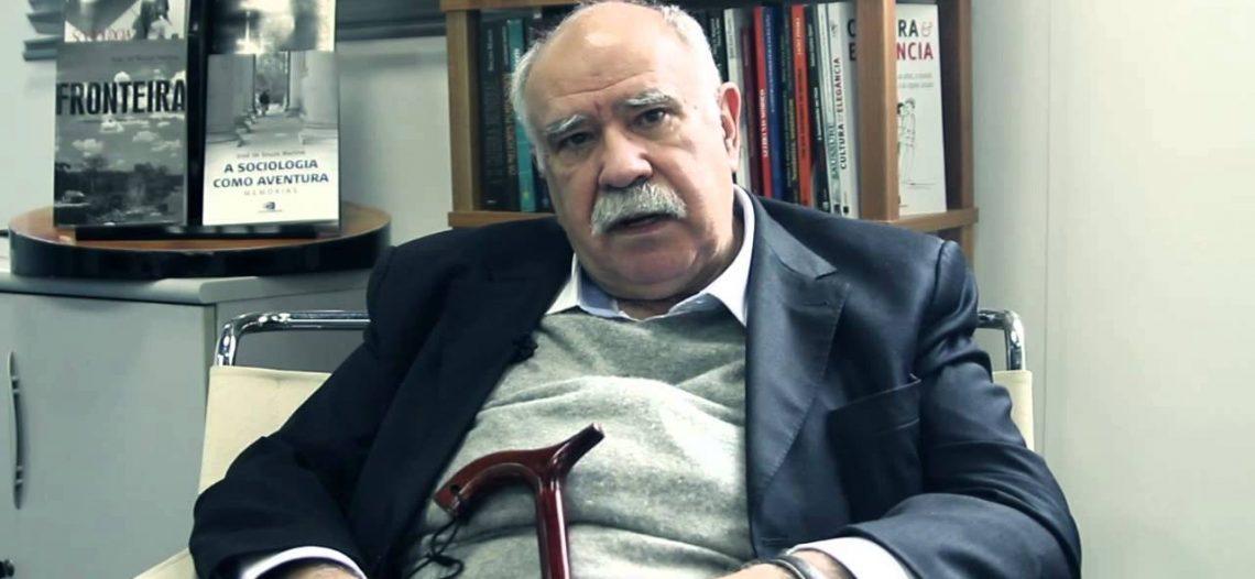 [ já realizado]Sorteio de livro:  A sociologia como aventura – José de Souza Martins