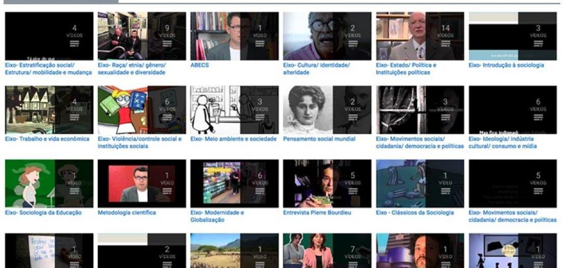 Conheça o canal do Blog Café com Sociologia no youtube: são centenas de vídeos!