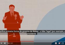 Videos curta-metragem de animação para explicar teorias de sociologia e filosofia