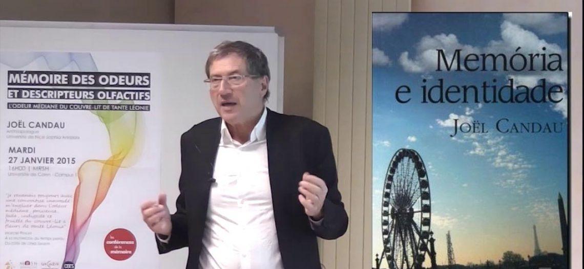 """[ já realizado] Sorteio de livro: """"Memória e identidade"""" – Joël Candau"""