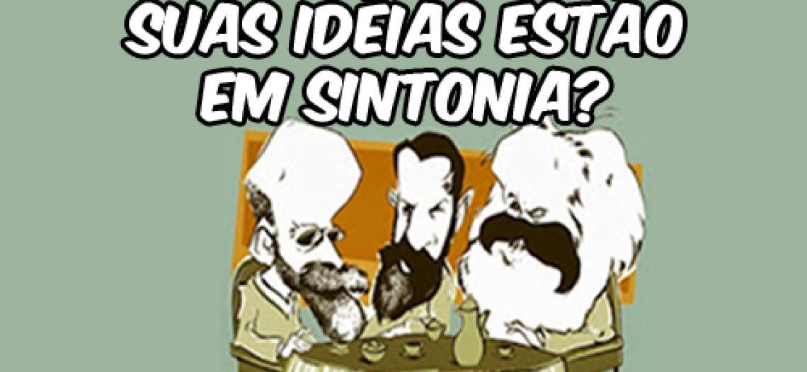 Descubra com qual teórico clássico da Sociologia suas ideias estão em sintonia
