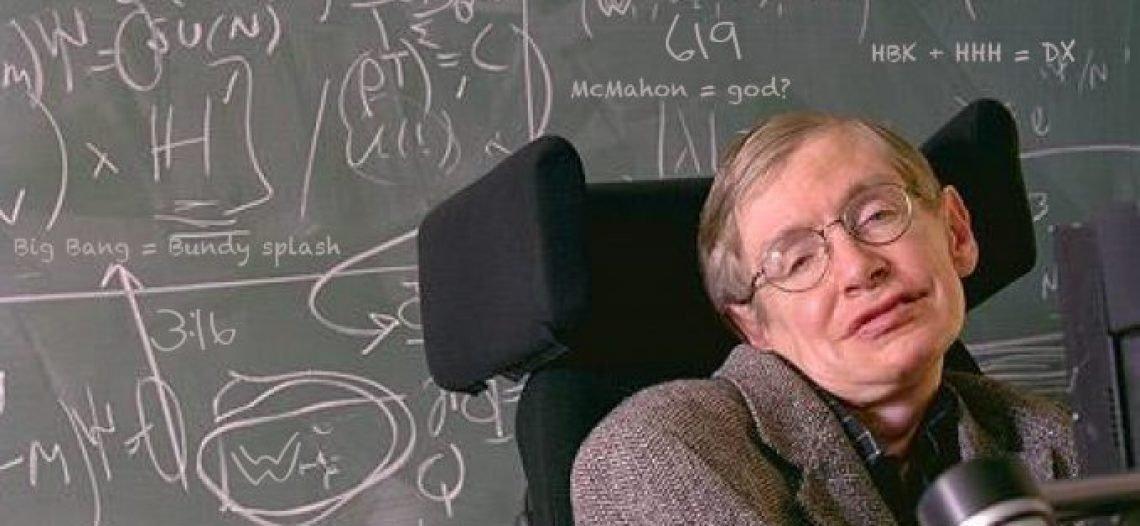 O posicionamento político de Stephen Hawking