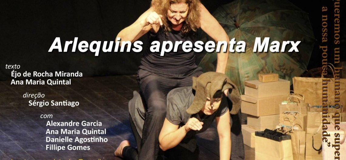 """Obra """"O Capital"""", de Marx, é apresentado em espetáculo teatral"""
