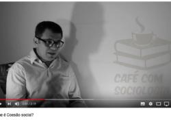 O que é coesão social?