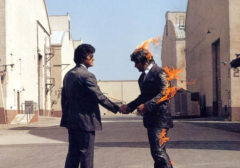 "Análise da música ""Wish You Were Here"" – Pink Floyd a partir do conceito de ideologia"