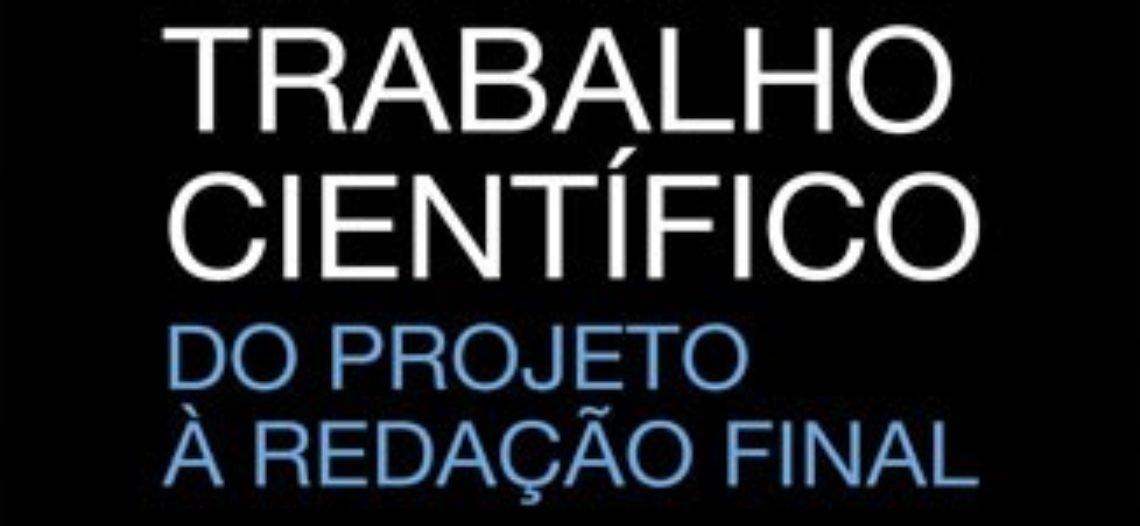 """[Já realizado]Sorteio do livro """"Guia do trabalho científico: do projeto à redação fina"""", de Celso Ferrarezi Junior"""