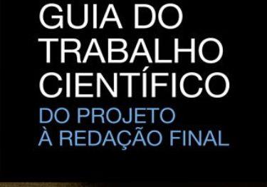 """Sorteio do livro """"Guia do trabalho científico: do projeto à redação fina"""", de Celso Ferrarezi Junior"""