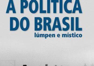 """Sorteio do livro """"Política do Brasil lúmpen e místico – Jessé de Souza"""""""