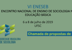 Chamada de propostas de GTs –  VI ENESEB