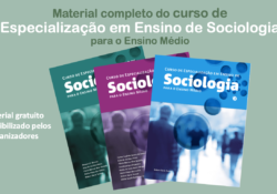Material completo do curso de Especialização em Ensino de Sociologia