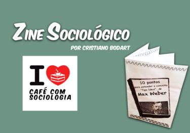 Zines sociológicos como recursos de ensino-aprendizagem