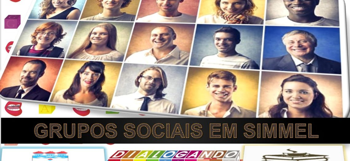 [Vídeo] A definição de grupos sociais segundo Georg Simmel