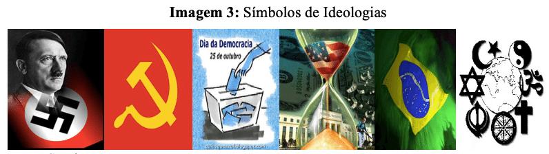 símbolos de democracia