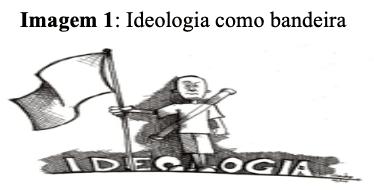 ideologia como bandeira