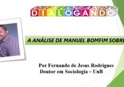 O pensamento de Manuel Bomfim sobre o Brasil